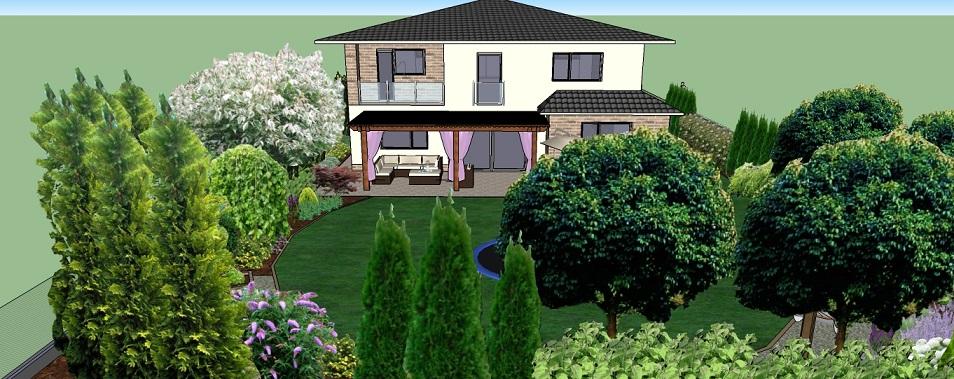 3D navrh zahradky - Obrázok č. 222