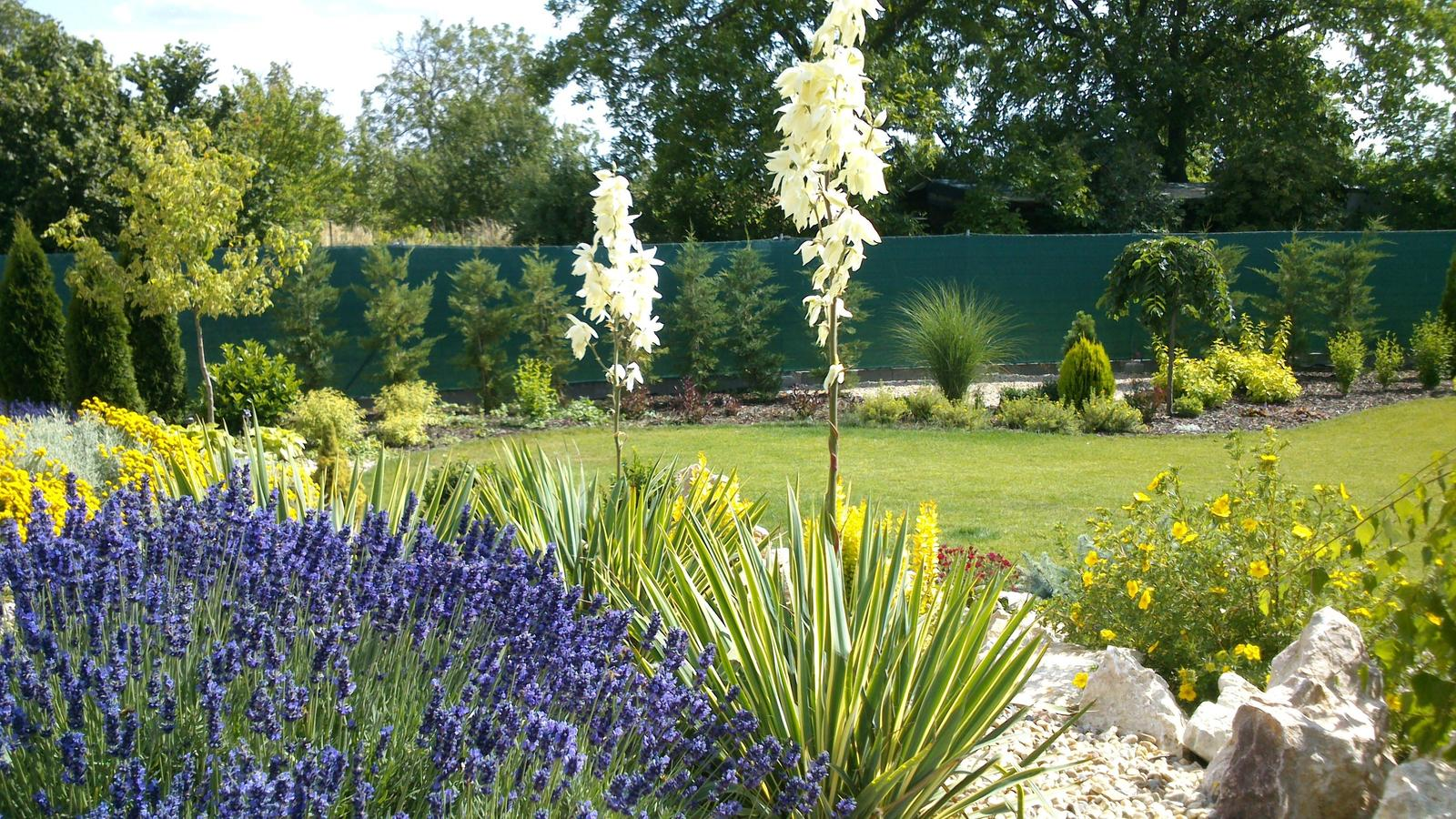 Záhrada s veľkou skalkou - Obrázok č. 44
