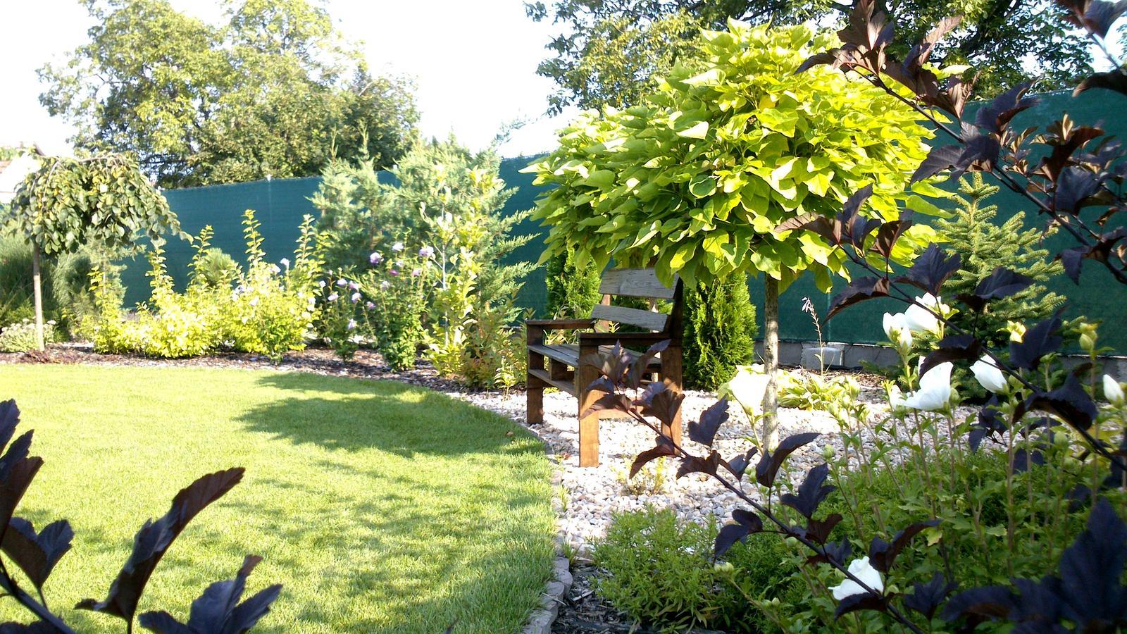 Záhrada s veľkou skalkou - Obrázok č. 49