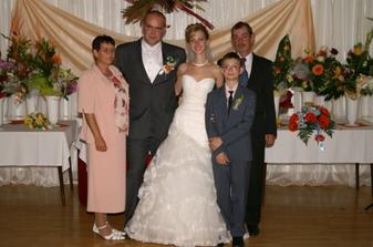 môj najmilší strýko, stryna a moje krsňa