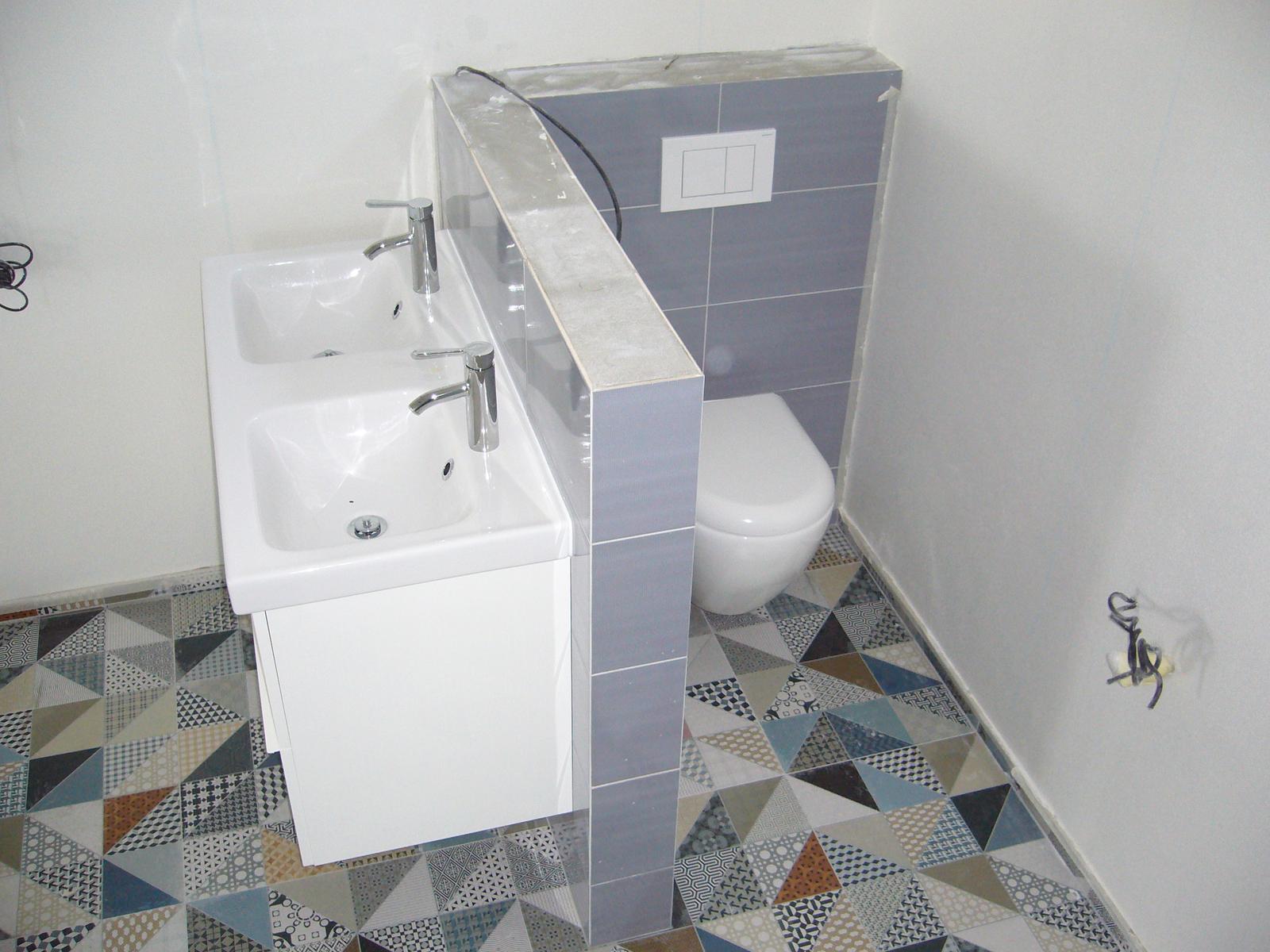 Byt BA - Dlhé Diely - Kúpeľňa 1