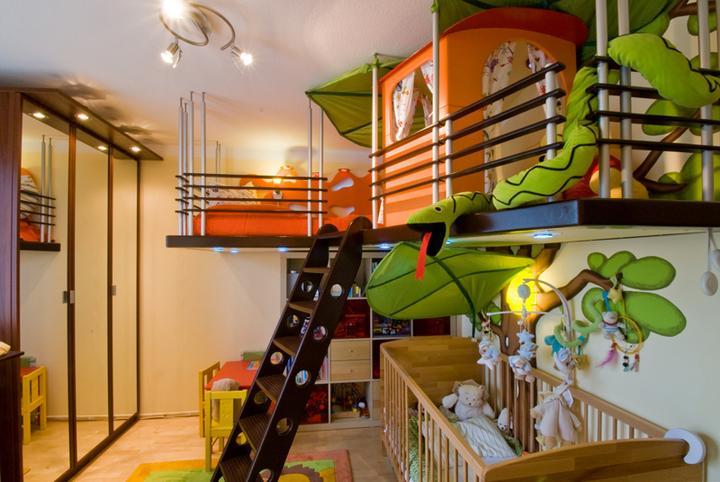 Dětský pokoj - Obrázek č. 1