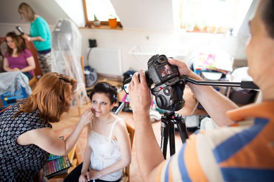 videostudiojarka - Canon 5Dmark III stále patrí ešte k výbave pre rok 2015 , no čakáme až výjde nástupca :)