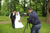 Profesionálna technika - Canon 5dm3 + slider Konova + statív Manfrotto