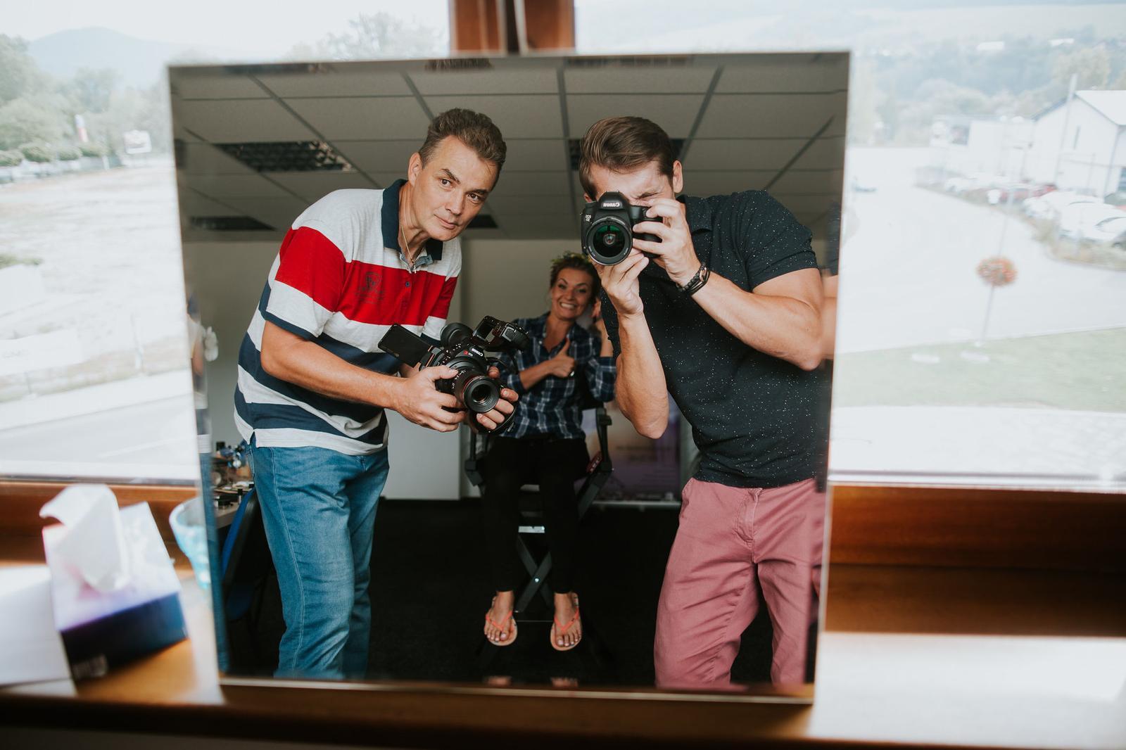 videostudiojarka - Spolupráca s fotografom je veľmi dôležitá