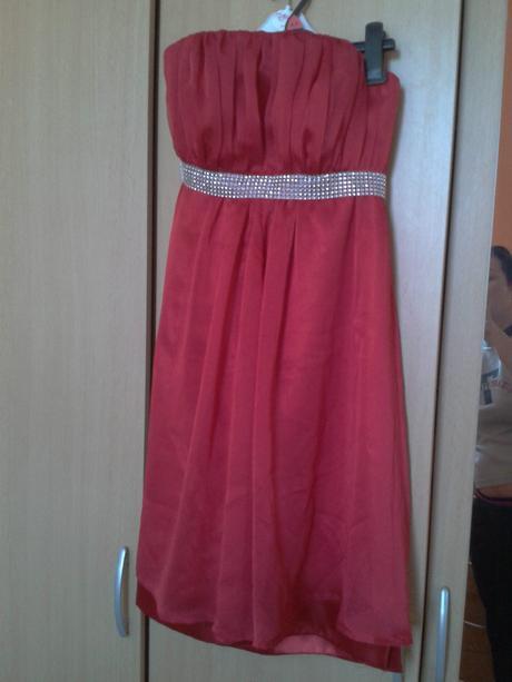 Šaty na redový - Obrázok č. 1