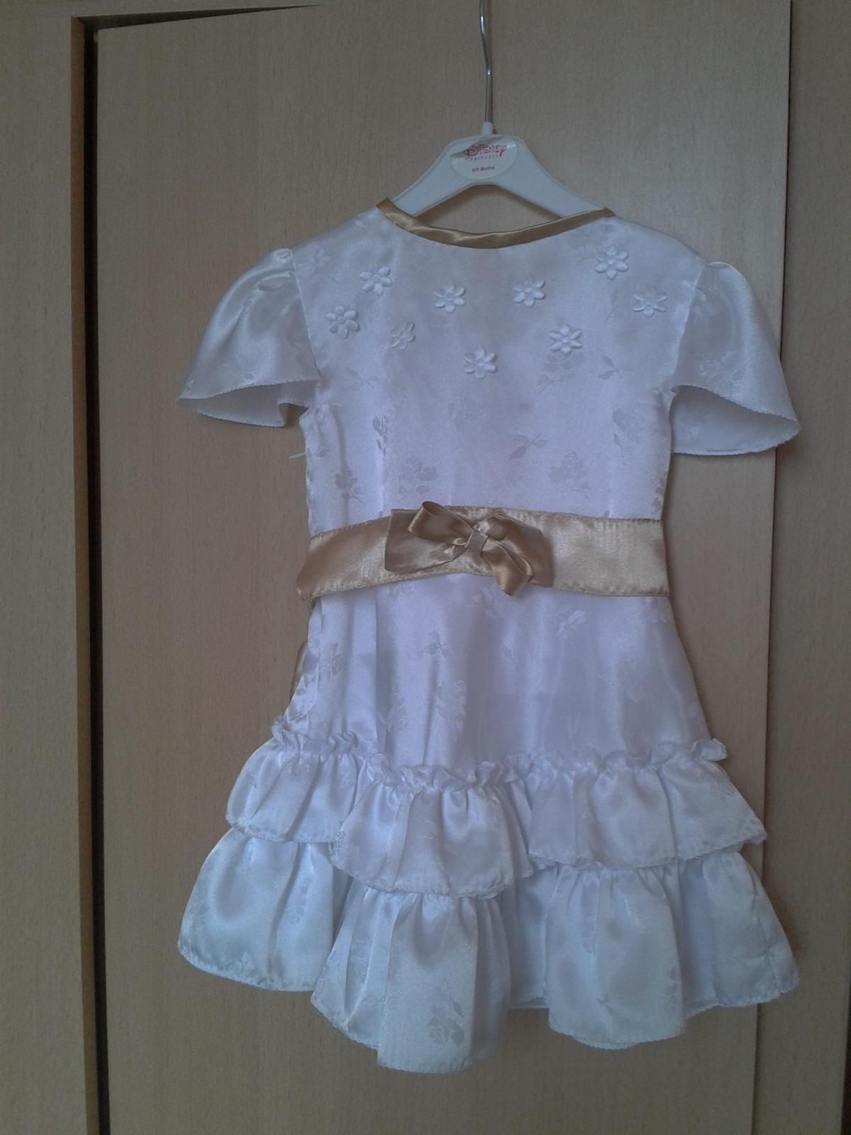 Šaty pre 1-ročné dievčatko - Obrázok č. 1