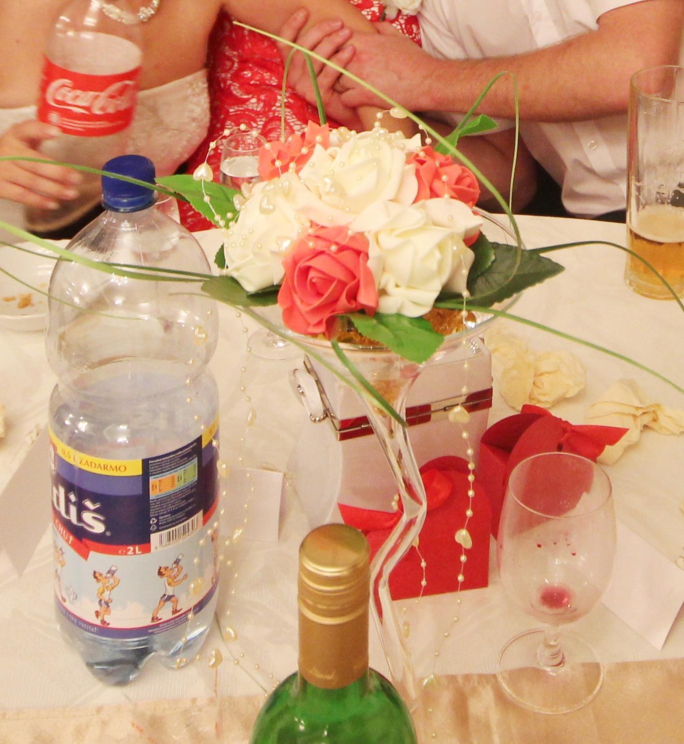 Ikebana na stôl - Obrázok č. 3