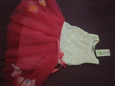 Šaty pre dievcatko - Obrázok č. 1