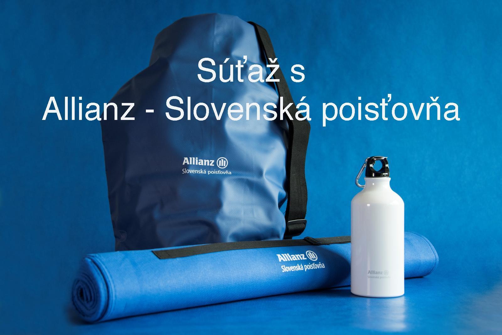 Práve na Modrej streche prebieha SÚŤAŽ s Allianz. Už ste sa zapjili? :) Ak nie, ešte do nedele máte možnosť súťažiť na tomto linku: https://www.modrastrecha.sk/forum/sutaz/sutaz-s-allianz-slovenskou-poistovnou-vyhrajte-vybavu-na-piknik-ci-turu/ - Obrázok č. 1