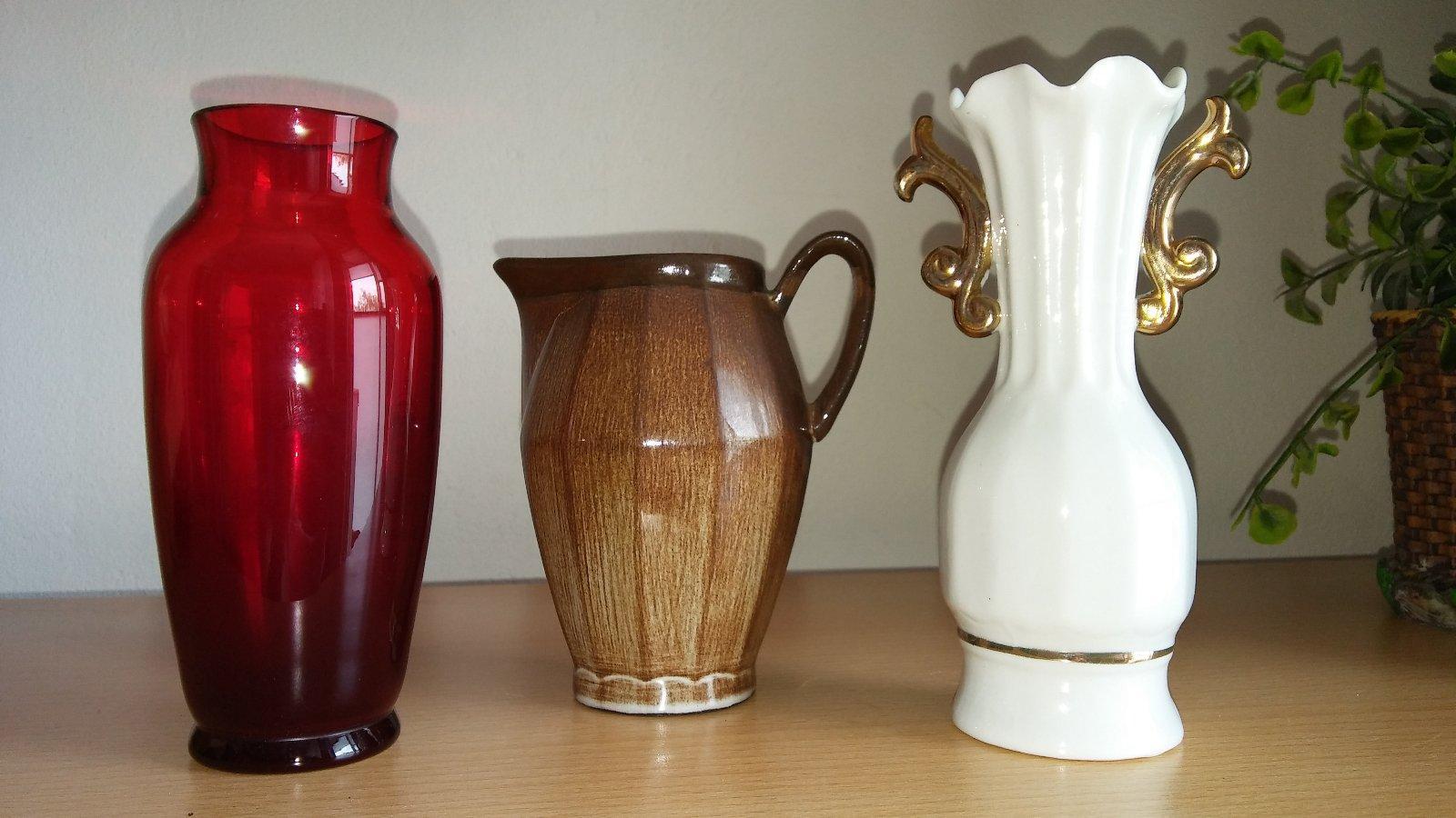 3 x vaza - Obrázok č. 1