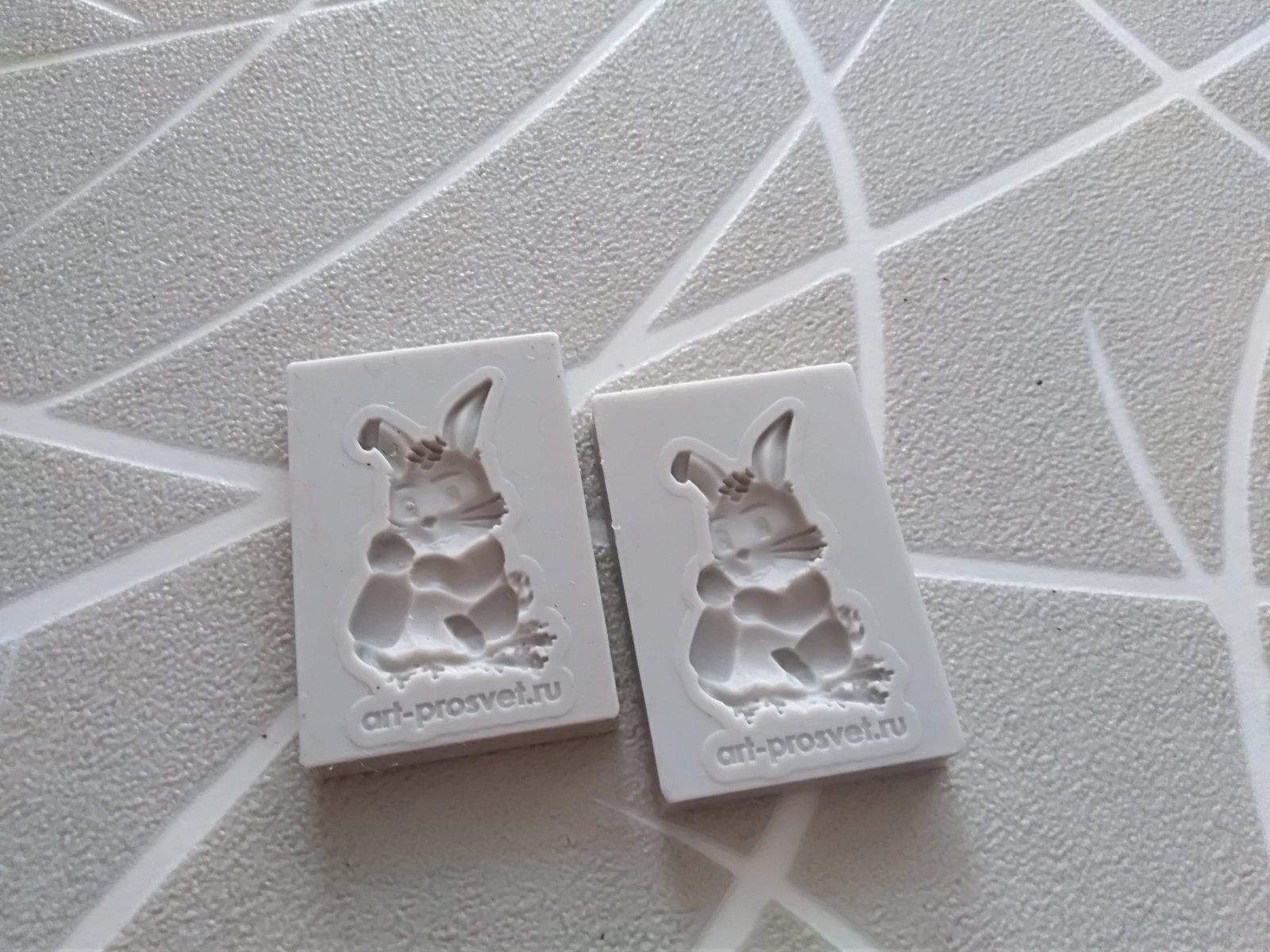 Silikon formičky zajko - Obrázok č. 1