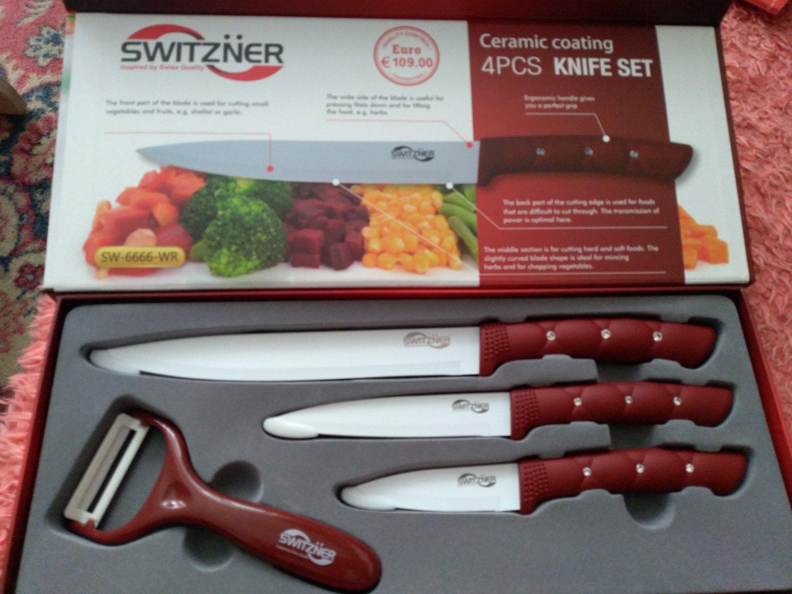 Nože  - Obrázok č. 1