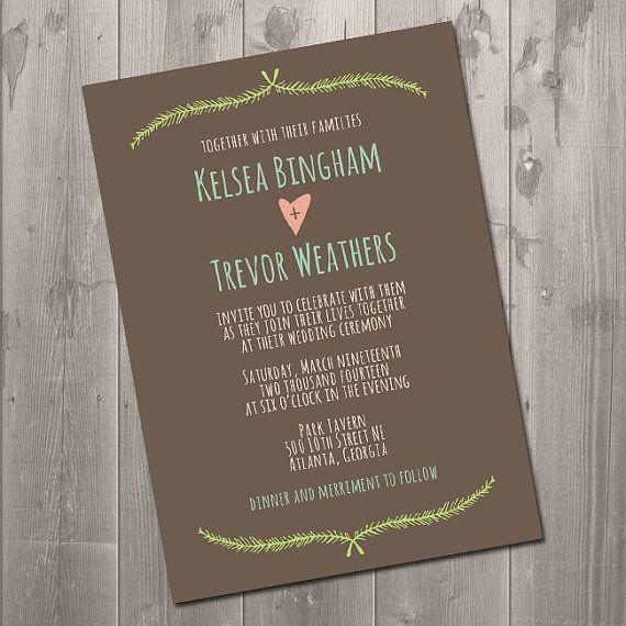 Wedding invitations ♥ - Obrázok č. 20