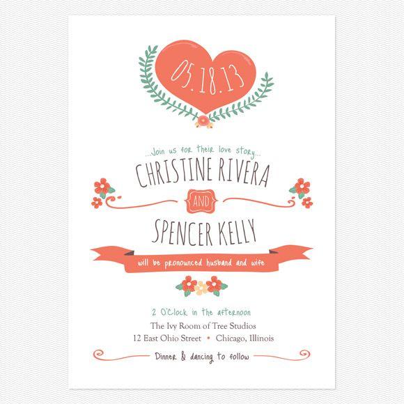 Wedding invitations ♥ - Obrázok č. 22