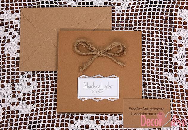Wedding invitations ♥ - Obrázok č. 26