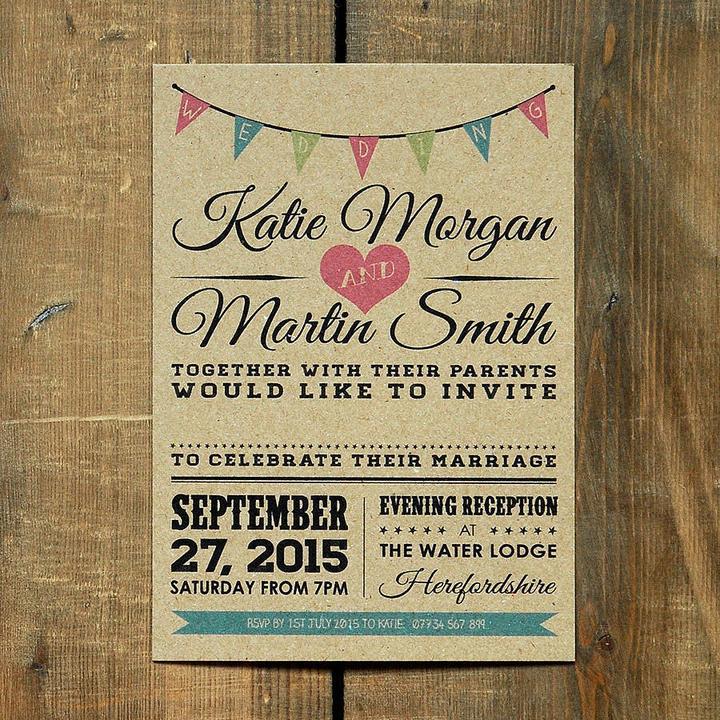 Wedding invitations ♥ - a toto nás inšpirovalo :)