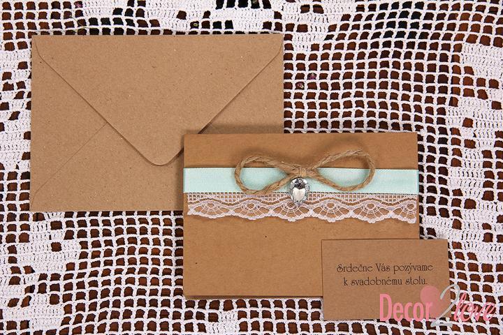 Wedding invitations ♥ - Obrázok č. 30