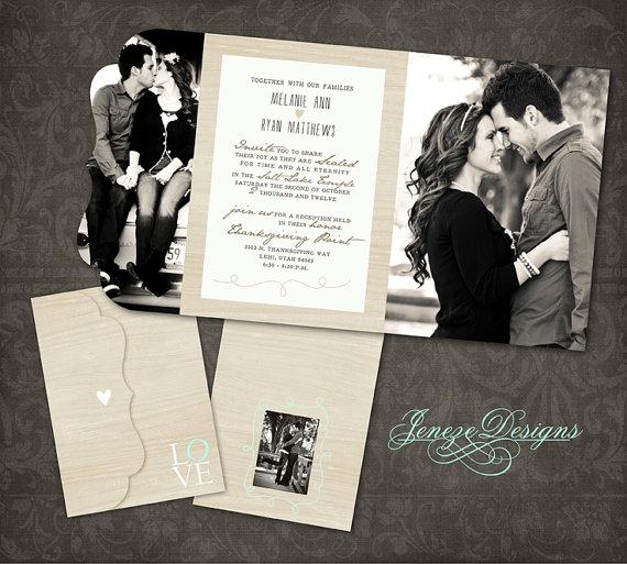 Wedding invitations ♥ - Obrázok č. 31