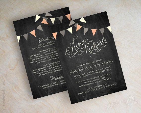 Wedding invitations ♥ - Obrázok č. 45