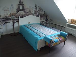 detská izba v podkroví