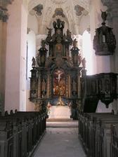 obrad v hradnej kaplnke