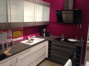 Takto nejako si predstavujeme kuchyňu ale pár zmien tam bude :)