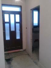 Vchod + WC