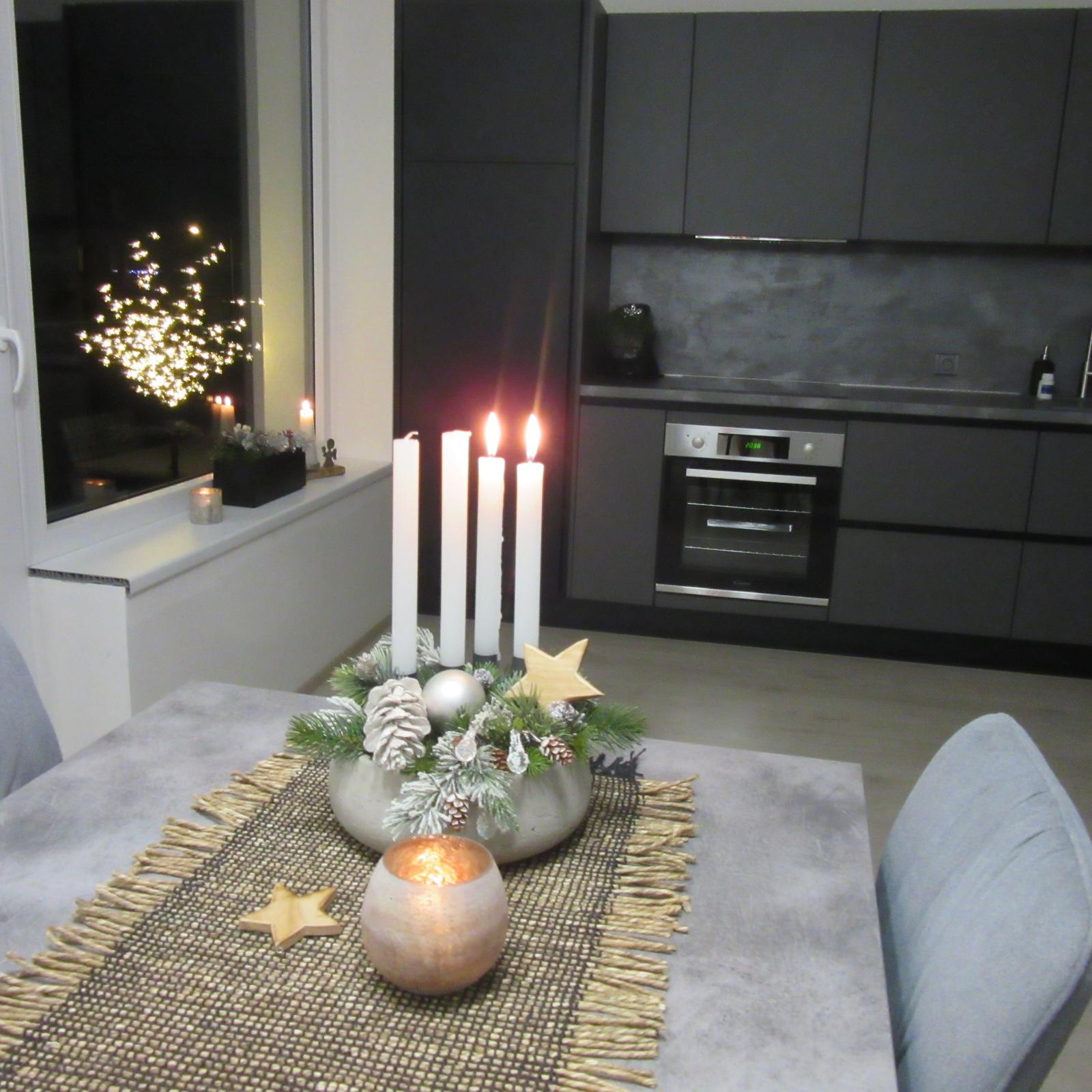 Čas vánoční - již brzy zapálíme třetí svíci...