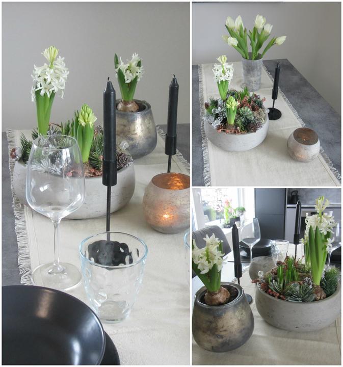 Nové Doma- první rok 2020 - miluji hyacinty:)