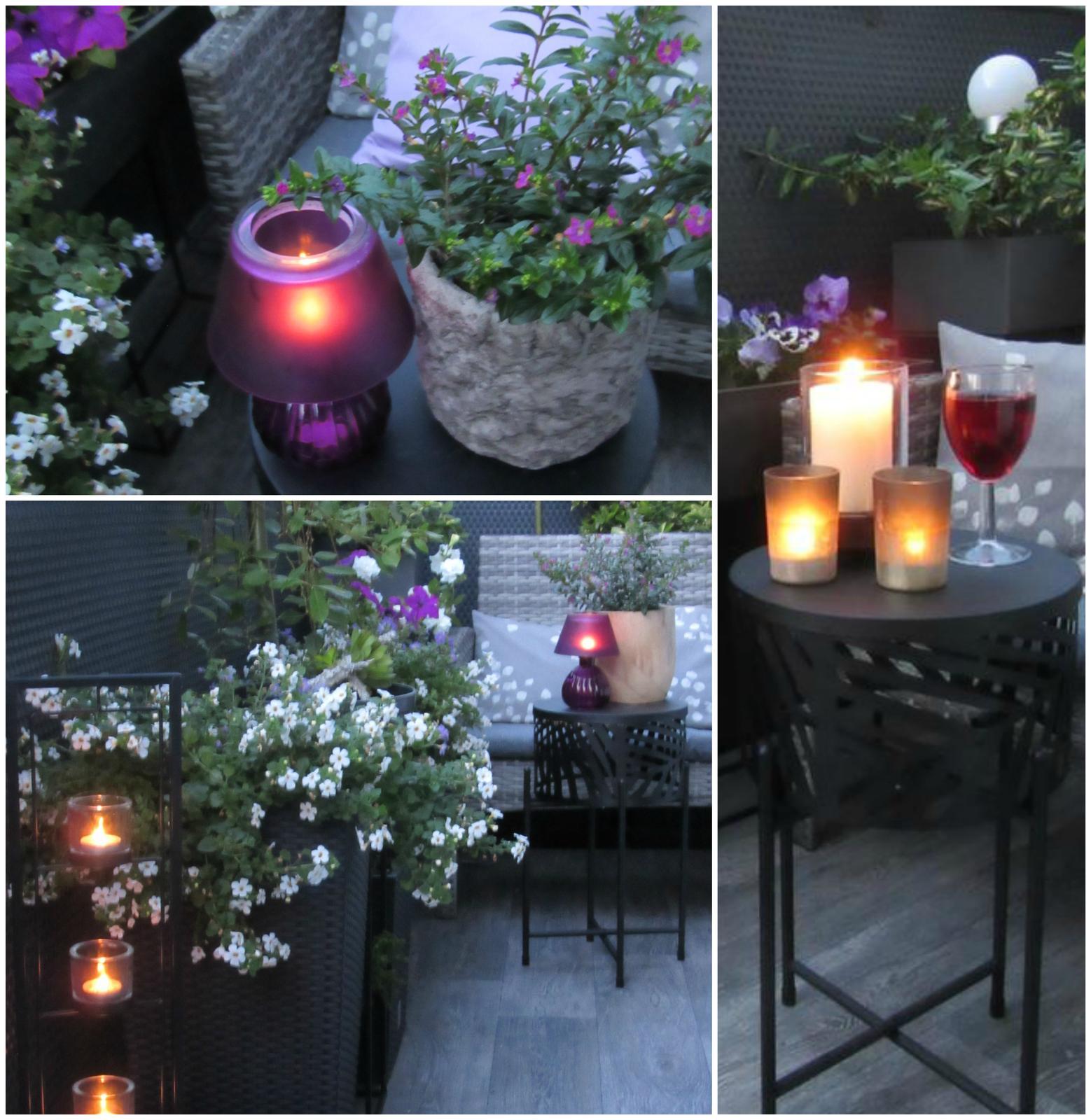 Nové Doma- první rok 2020 - počasí v posledních dnech přeje příjemným večerům na terase:)
