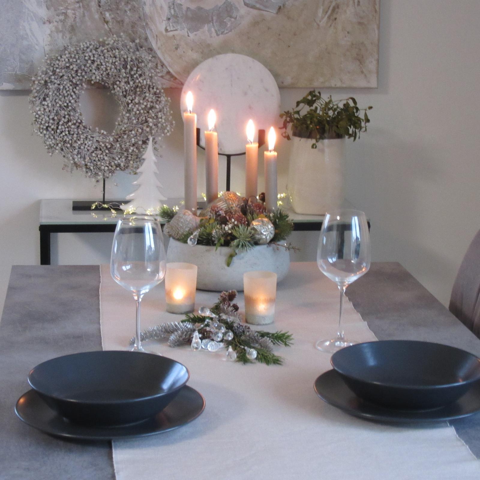 Advent a čas vánoční 2020 - Krásný Štědrý večer a dobrou chuť