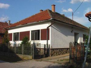 pôvodný domček