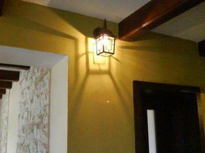 lampášiky, nápad manželov , v prevedení nááádhernéé