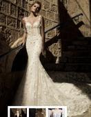 Svatební krajkové šaty z Irska, 34