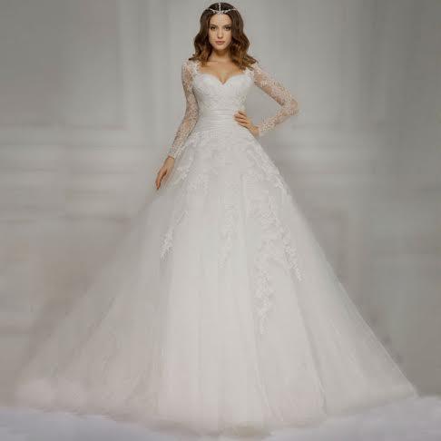 Svadobné šaty - inšpirácie - Obrázok č. 1
