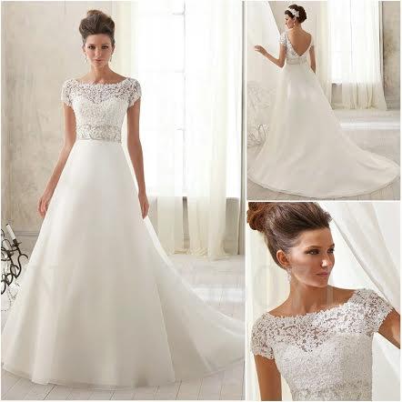 Svadobné šaty - inšpirácie - Obrázok č. 3