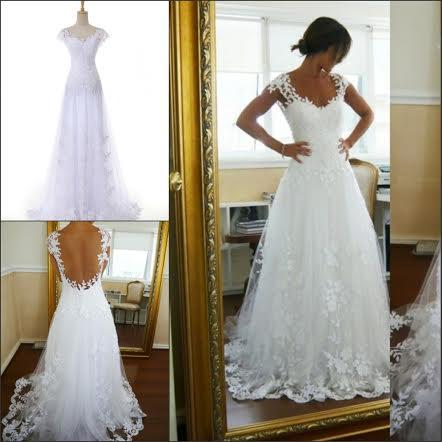 Svadobné šaty - inšpirácie - Obrázok č. 4
