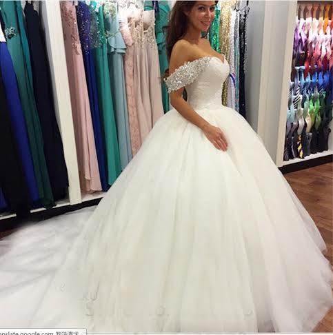 Svadobné šaty - inšpirácie - Obrázok č. 5