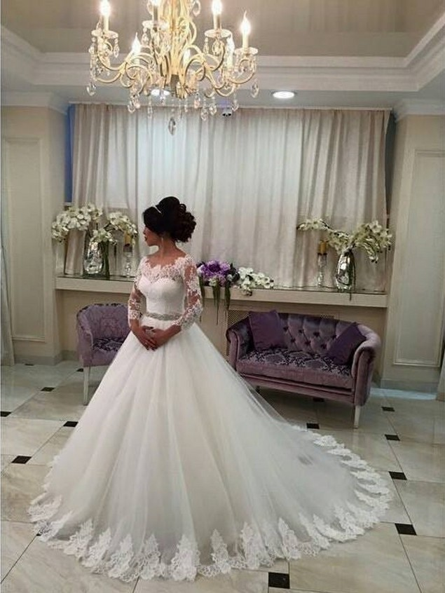 Svadobné šaty - inšpirácie - Obrázok č. 8