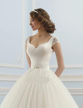 Svadobné šaty - inšpirácie - Obrázok č. 9