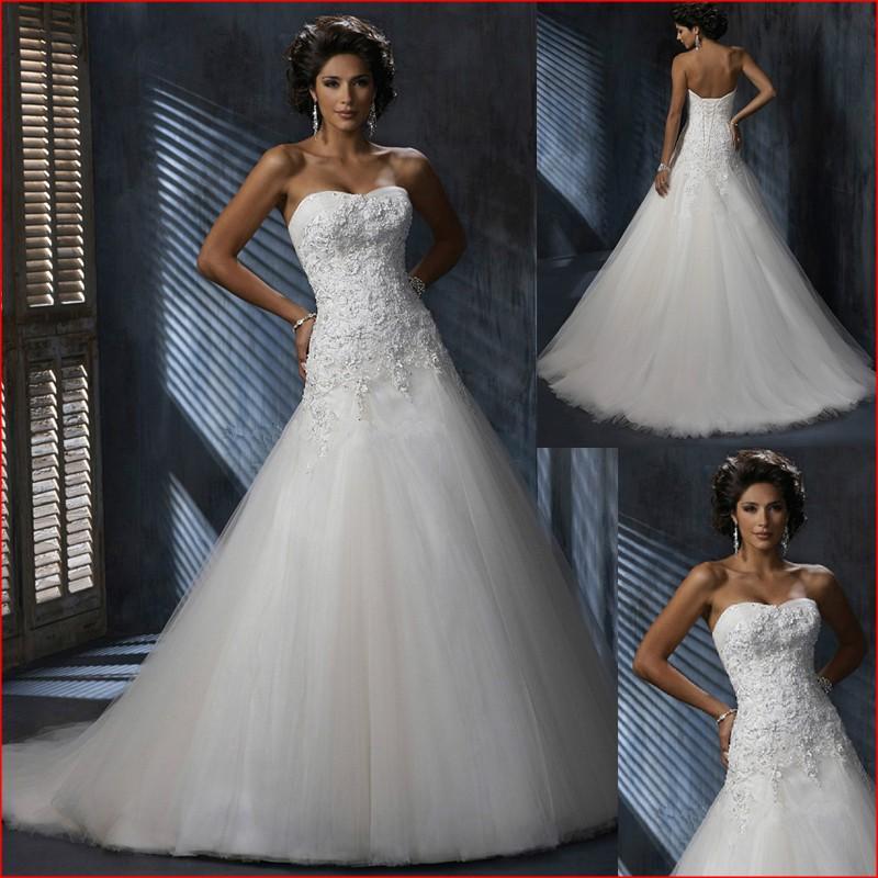 Svadobné šaty - inšpirácie - Obrázok č. 13