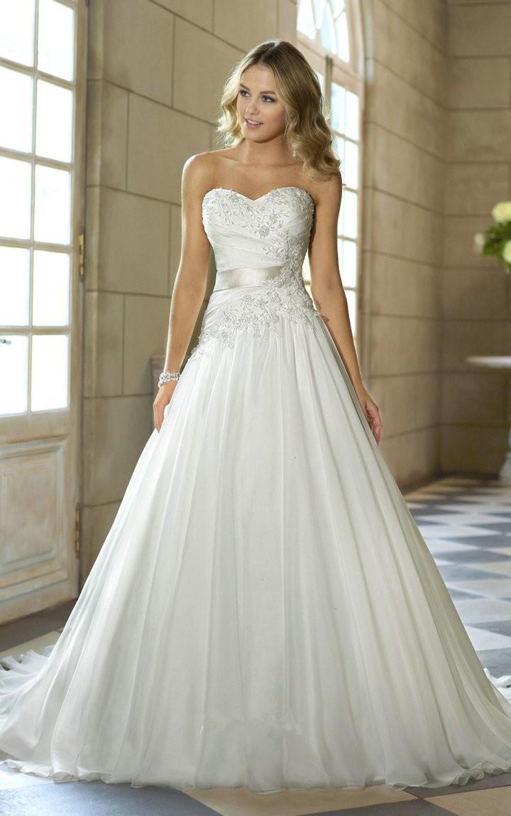 Svadobné šaty - inšpirácie - Obrázok č. 14
