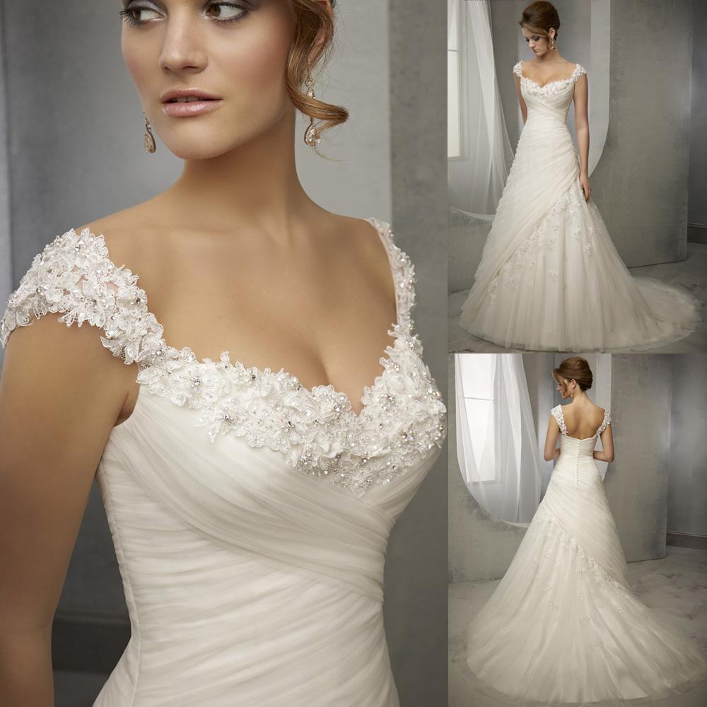 Svadobné šaty - inšpirácie - Obrázok č. 16