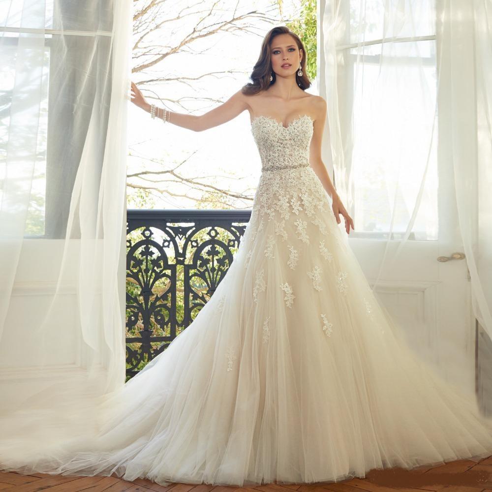 Svadobné šaty - inšpirácie - Obrázok č. 19