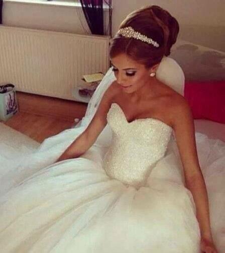 Svadobné šaty - inšpirácie - Obrázok č. 20