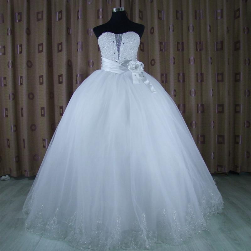 Svadobné šaty - inšpirácie - Obrázok č. 26