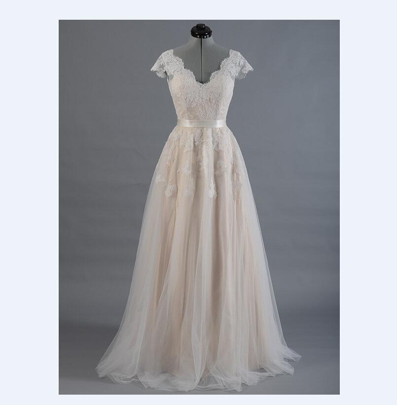 Svadobné šaty - inšpirácie - Obrázok č. 29