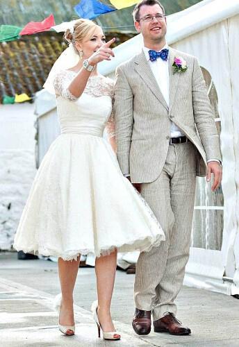 Svadobné šaty - inšpirácie - Obrázok č. 35