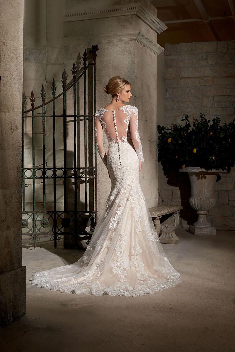 Svadobné šaty - inšpirácie - Obrázok č. 38